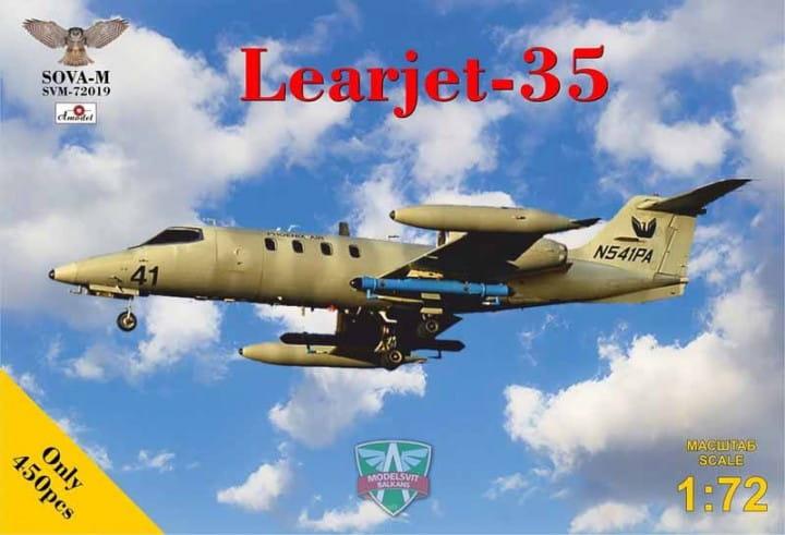 Learjet 35 / 1:72