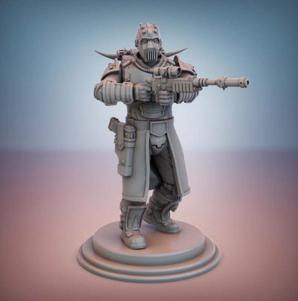 Cult Guard #3