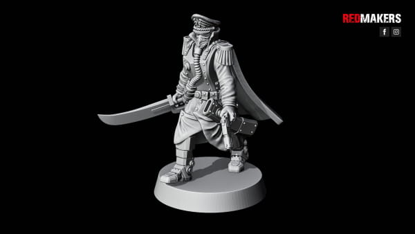 Commissar of the Imperial Force