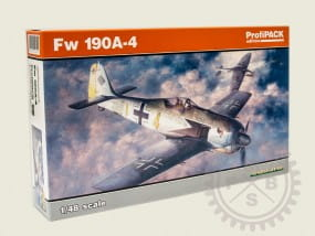 Fw 190A-4 - Profipack - / 1:48