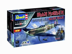 "Spitfire Mk.II ""Aces High"" Iron Maiden / 1:32"