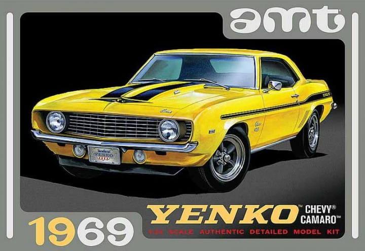1969er Chevy Camaro Yenko / 1:25