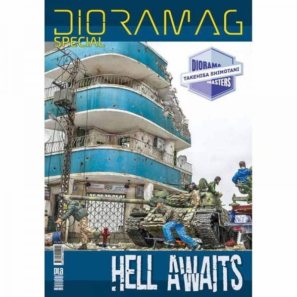 PlaEditions Dioramag Special: Hell Awaits (English)