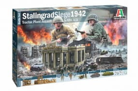 Battle Set Stalingrad Siege / 1:72