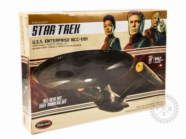 Star Trek Discovery USS Enterprise / 1:1000