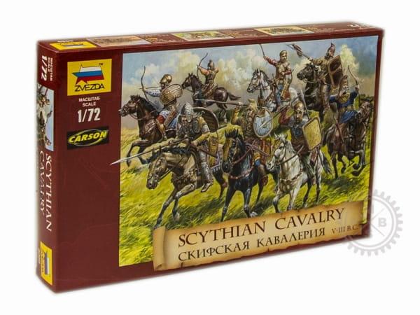 Scythian cavalry V - III B.C. / 1:72