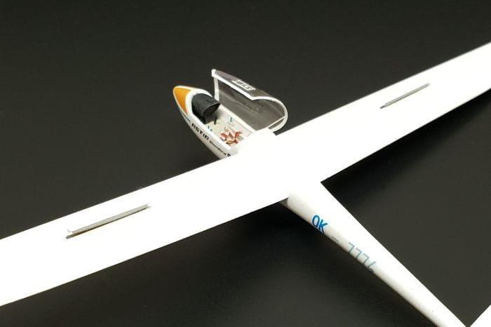 ASTIR CS-77 glider / 1:72
