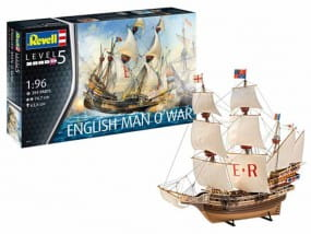 English Man O'War / 1:96