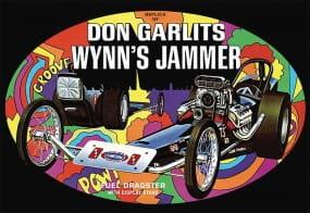 Don Garlits Wynn's Jammer Dragster / 1:25