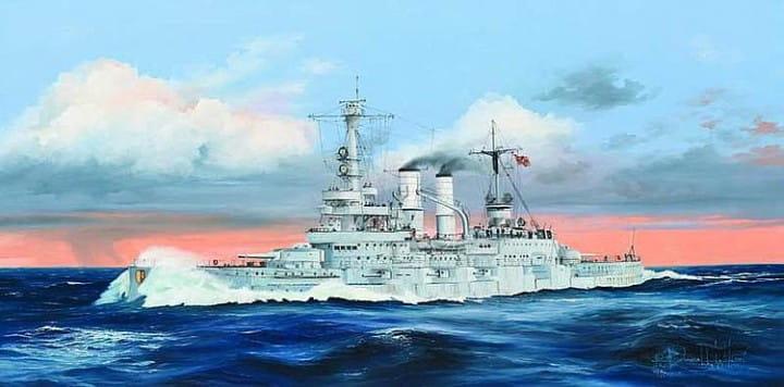 Schleswig-Holstein Battleship 1935 / 1:350