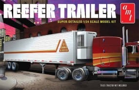 Reefer Semi Trailer / 1:25