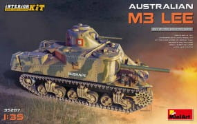 Australian M3 Lee. Interior Kit / 1:35
