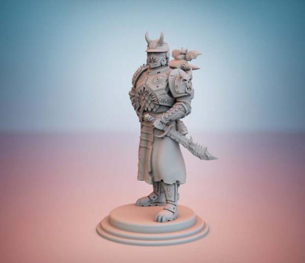 Cult Guard Officer
