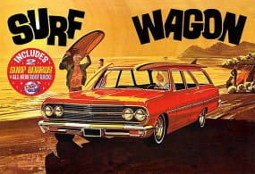 1965er Chevelle Surf Wagon / 1:25