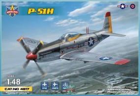 P-51H Mustang / 1:48