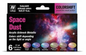 Colorshift Set - Space Dust (6x 17ml)