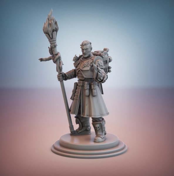 Cult Guard Sorcerer