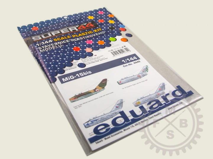 Eduard Models MiG-15bis - Super44 / 1:144