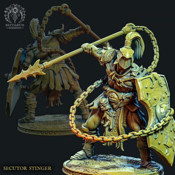 Secutor Stinger Gladiator #2