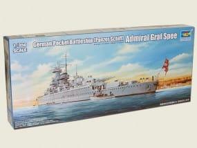 Trumpeter Admiral Graf Spee / 1:350