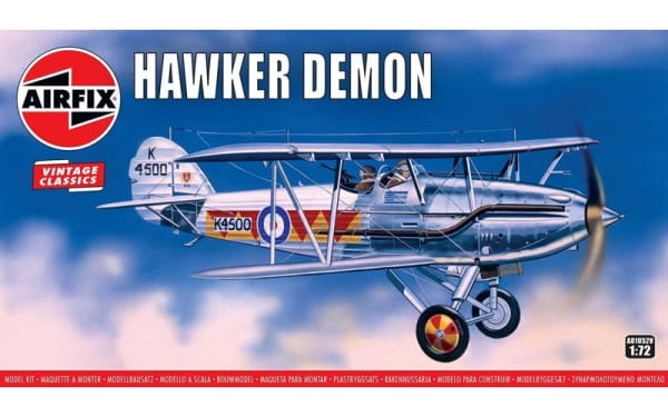 Hawker Demon / 1:72