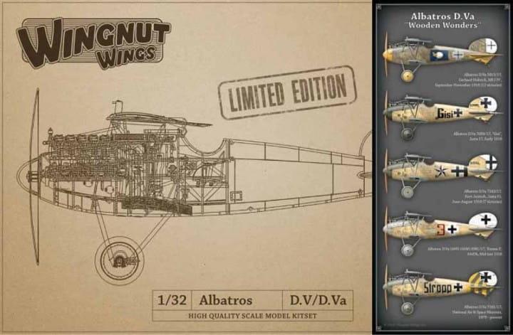 Wingnut Wings Albatros D.Va