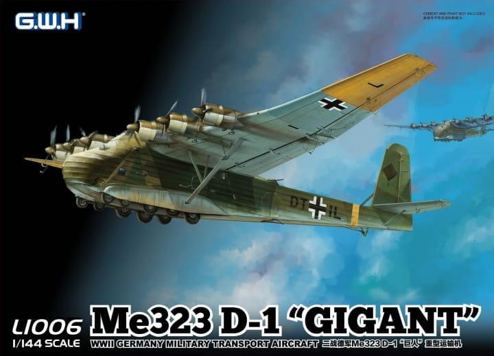 Lionroar Me 323 D-1