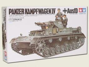 Panzer IV Ausf. D / 1:35