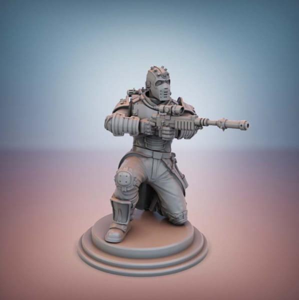 Cult Guard #2
