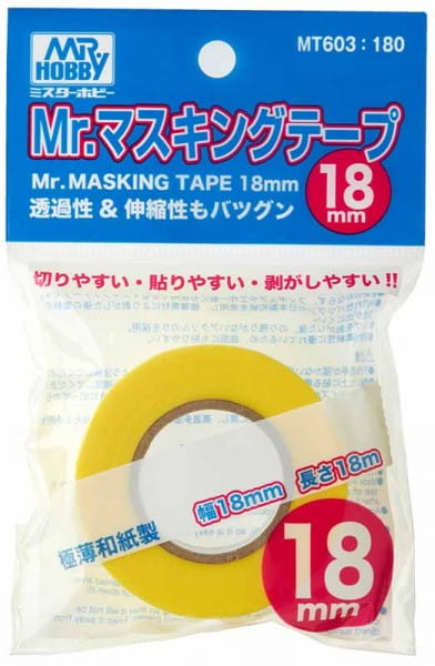 Mr.Masking Tape ( 18mm )
