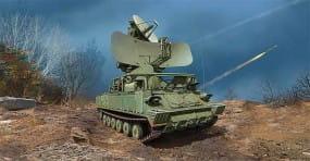 Russian 1S91 SURN KUB Radar / 1:35