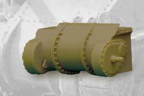 US tank M3 Lee/Grant Three-piece FDA - Takom - / 1:35