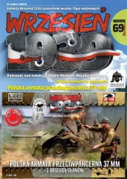 Wrzesien 1939: Bofors 37mm Anti-Tank Gun with Uhlans Crew (2 sets in a box!) / 1:72