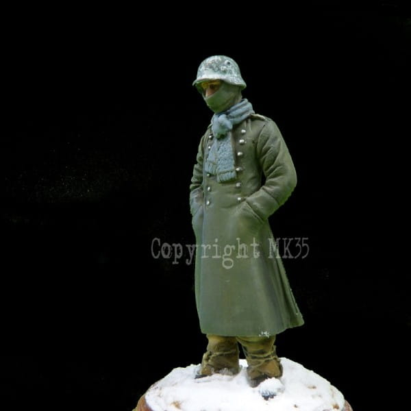 German soldier - Eastern Front - Winter 1941/1942 / 1:35