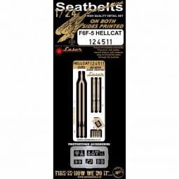 Hellcat - Seatbelts / 1:24