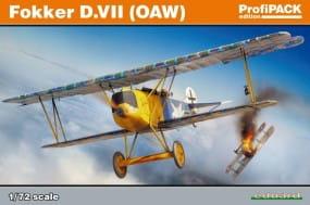 Fokker D.VII (OAW) / 1:72