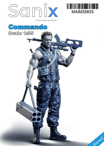 Commando / 1:35