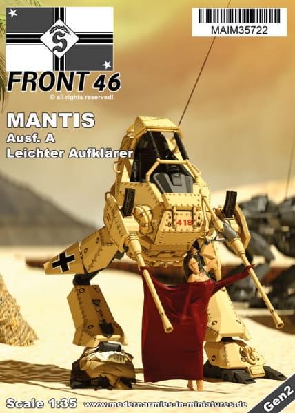 Front46 MAIM35722 Mantis
