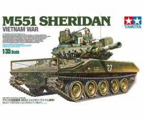 US M551 Sheridan Vietnam / 1:35