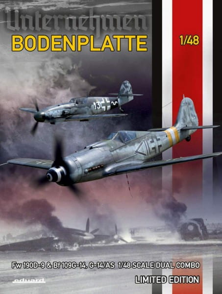 Eduard Models Bodenplatte - Limited Edition - / 1:48