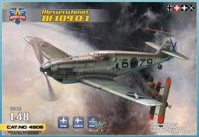 Messerschmitt Bf.109 D-1 / 1:48