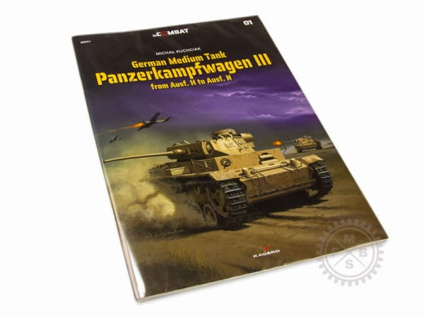 Kagero In Combat 1 Panzer III Ausf H to N