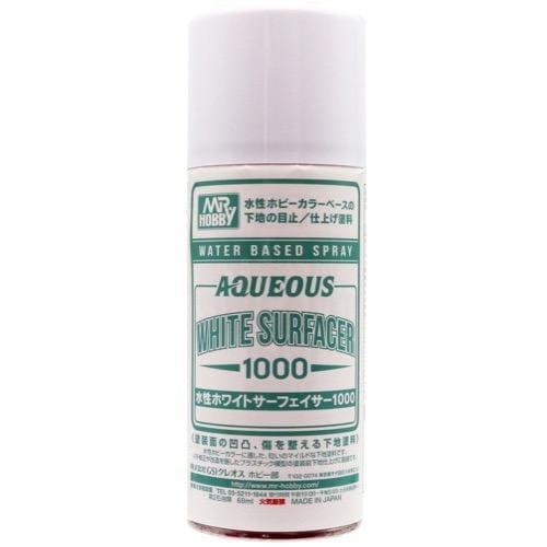 Aqueous White Surfacer 1000 Spray / 170ml
