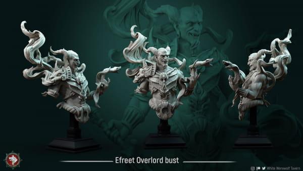 Evreet Overlord -Bust-