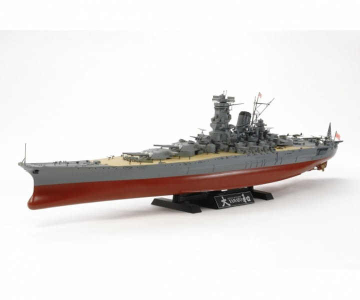 Schlachtschiff Yamato / 1:350