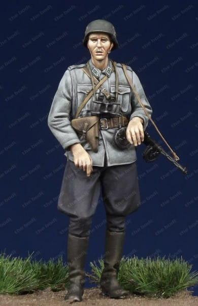 The Body Finnish Officer WW II / 1:35