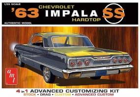 1963 Chevy Impala SS / 1:25