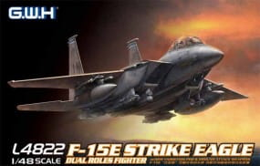 F-15E Strike Eagle / 1:48