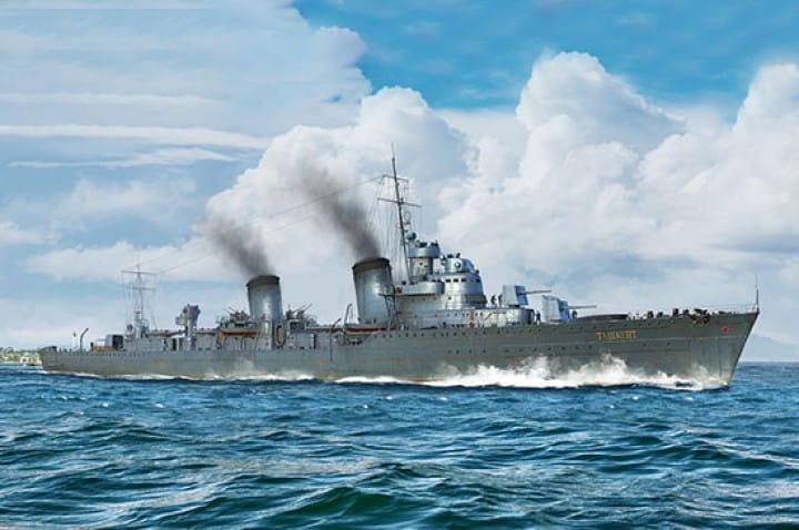 Trumpeter Russian Destroyer Taszkient 1940 / 1:350