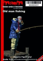 Old man fishing / 1:24